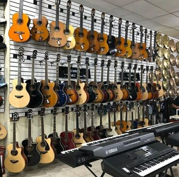гитара и саксофон в Азербайджан: Indi cemi 65azn başlayan yeni gitaralar💸🎸💸💸🎸🎸💸🎸yeni baslayanlar ucun