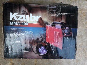 Invertorski aparat za varenje Kzubr 400A - Pozarevac