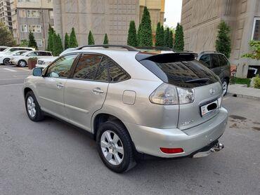 краска по металлу бишкек in Кыргызстан   ПИЛЫ: Lexus RX 3.5 л. 2007   223 км