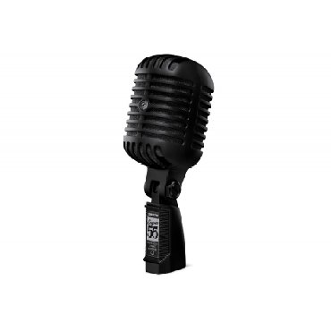 SHURE SUPER 55 PITCH BLACK EDITION ВОКАЛЬНЫЙ МИКРОФОН в Бишкек