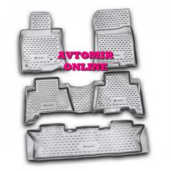"""Bakı şəhərində LC150 Prado ayaqalti Novline poliuretan 2009-2013""""AILERON"""", NOVLINE"""