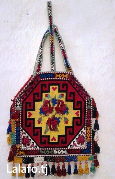 81 объявлений | ДОМ И САД: Айнак-халта. Старинная ручная вышивка. в идеальном состоянии