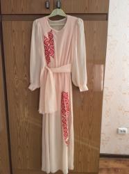 Продаю платье сшитое на заказ, с в Бишкек