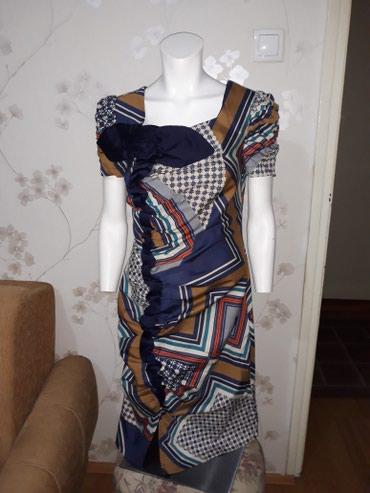 Haljina sa 3% elastina,jednom obucena,duz.92 cm - Smederevo