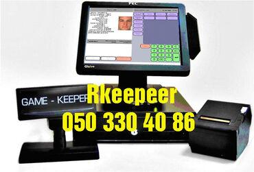 R-Keeper Programın yazılması . Rkeper rkeeper proqramının yazilması K