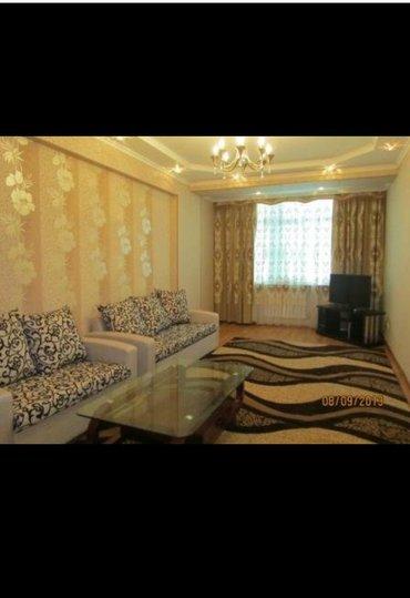 Сдаю 3-х комнатная квартира район филармония в Бишкек