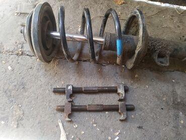 Транспорт - Каирма: Съемник пружин амортизатора прошу 1200 сом Подвеска Инструмент Съёмник