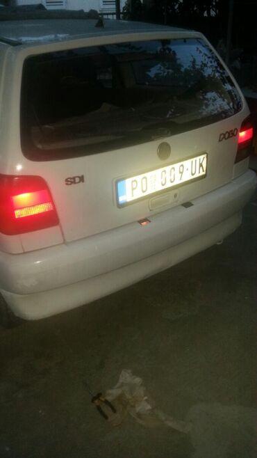 Vw buba - Srbija: Vw polo 1.9 dizel