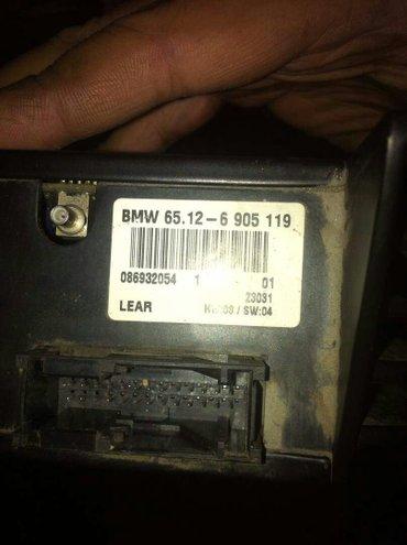 Бмв х5 е53 усилитель в Бишкек