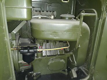Другая бытовая техника в Сокулук: Генератор 3х фазный военный сделан в СССР АБСОЛЮТНО НОВЫЙ ОБРАЩЯТЬСЯ П