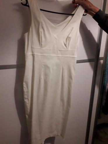 Bela haljina Velicina M - Ub