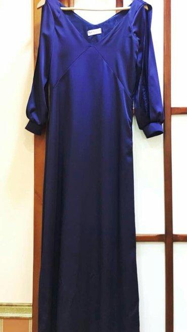 Платье от Рахат Божокоевой из натурального шелка. в Лебединовка