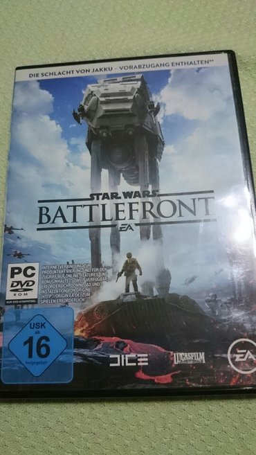 Battlefront star wars pc igrica novo - Backa Palanka