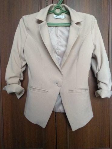 Пиджак .размер 44 в Бишкек