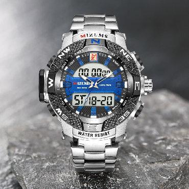 d laron sport - Azərbaycan: MIZUMS sport qol saatı. material paslanmaz çelik, suya davamlı, alarm