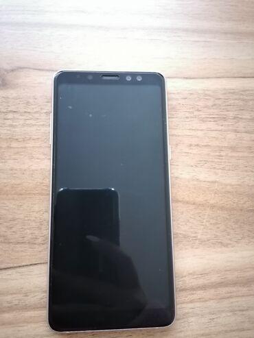 kuryer teleb olunur 2018 - Azərbaycan: İşlənmiş Samsung Galaxy A8 Plus 2018 64 GB göy