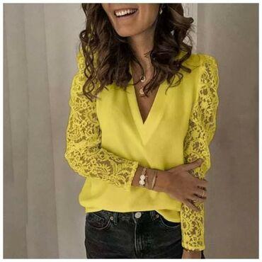 Elegantna zenska bluza - Srbija: ***NOVO***-Zenska elegantna bluza -porucivanje u toku-isporuka za 1 -3