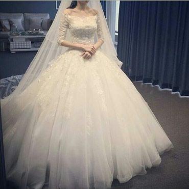 Свадебное платье Новое на Продажу Размер 42/44/46 в Бишкек