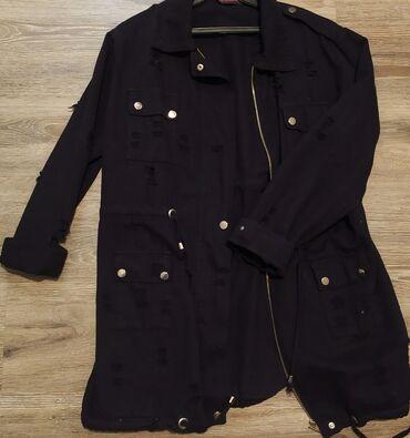 Джинсовая куртка  р стандарт