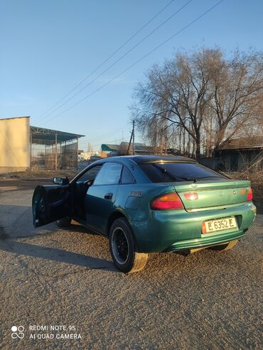 Mazda 323 1.5 л. 1995 | 230 км