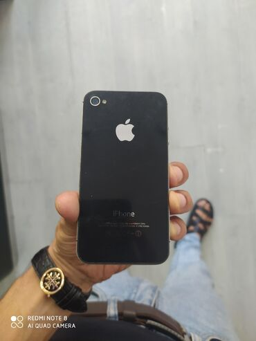 Apple Iphone - Azərbaycan: IPhone 4S Qara