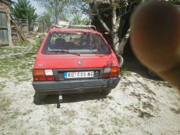 Skoda Favorit 1.3 l. 1991 | 100000 km