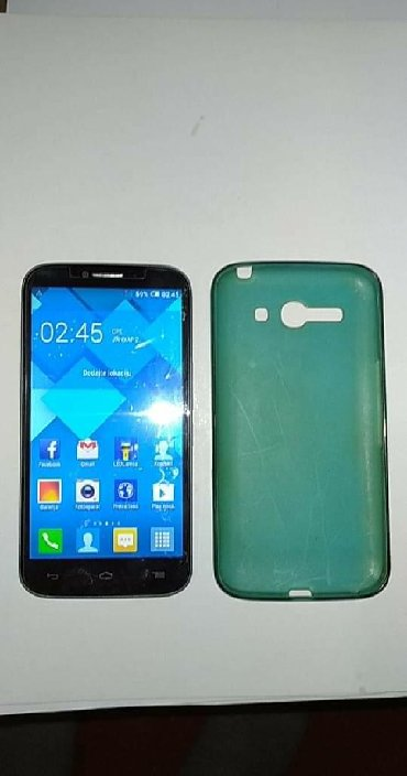 Prodajem Alcatel one touch dual slim