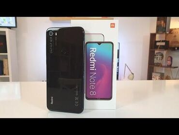 İşlənmiş Xiaomi Redmi 8 64 GB qara