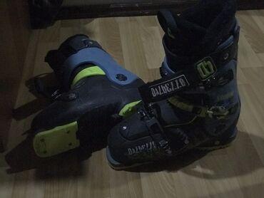 Лыжи - Бишкек: Продаю горнолыжные ботинки фирмы Dalbello voodoo, размер 26,5