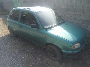Транспорт - Кара-Суу: Nissan Micra 1 л. 1994 | 3129952 км