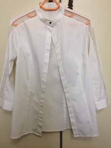 Женская рубашка.Размер 36. Офисная. На в Бишкек