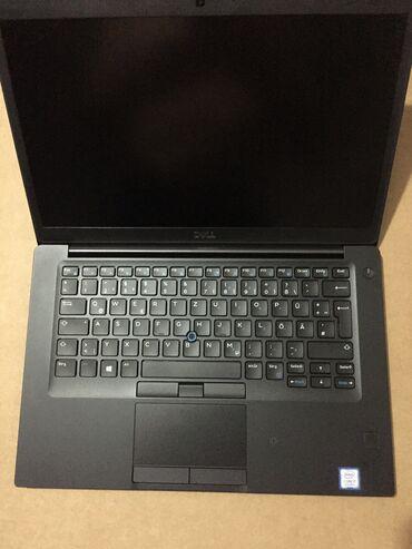 Dell Latitude 7490 i7-8650u SSD-512gb RAM-ddr4-16gb Ноутбук в отличн