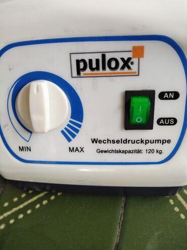 Medicinski proizvodi - Srbija: Pumpa za dekubis dusek, malo koriscena, ali ispravna. Ide u kompletu