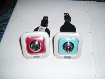 Intex x2 2 intex web kamere sa kablicem koji se uvlaci poluispravno - Borca