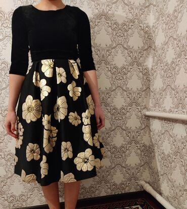 Вечерний платья. Одевала 2раза.размер 44