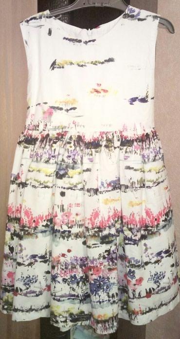 белье для девочек в Азербайджан: Платье на девочек. Размер указан на 2-ой фотке. Bilo kupleno iz Cinici