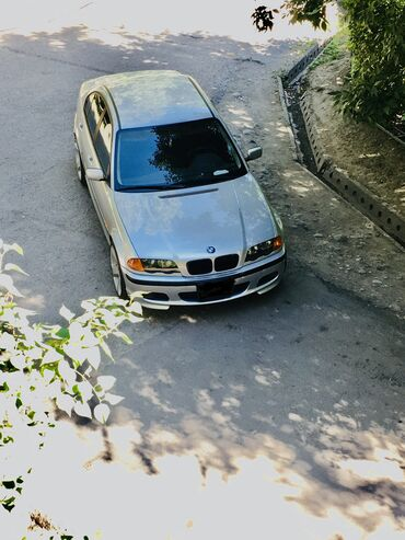 bmw-8-series в Кыргызстан: BMW 3 series 2.8 л. 1998