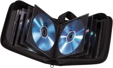 бэушные ноутбуки в Кыргызстан: Сумка для 32 дисков - необходимый атрибут для порядка!Сумка имеет
