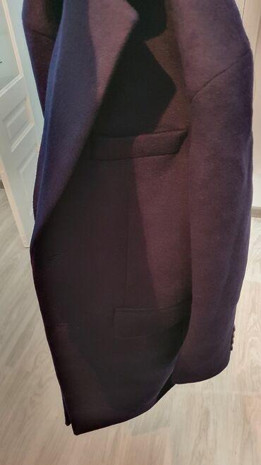 Продаю пальто мужское цвет темно синий рахмер L привез из южной корееи