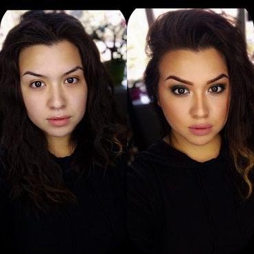 Макияж !!! Акция Акция Акция макияж 500 в Бишкек