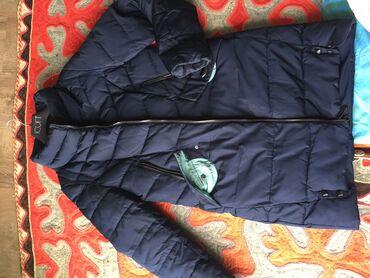 meizu m6 синий в Кыргызстан: Новая куртка! Темно синний цвет Размер 44-46! В отличном состоянии и