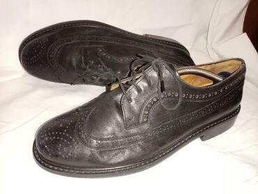 Bez cipele - Srbija: Zumbane ravne cipele-prirodna koža Na cipelama je broj 40 i po