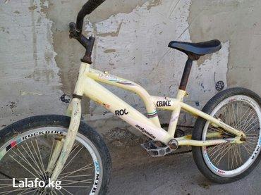 велосипед детский надо установить тормоза а так велосипед в хорошем со в Бишкеке