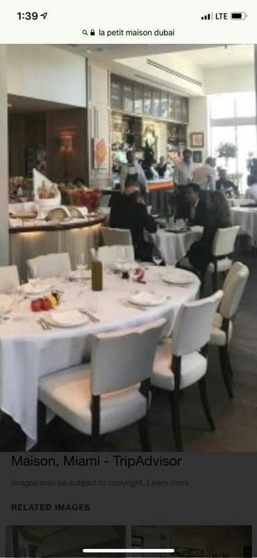 Дизайн интерьера ресторанов и кафе. в Бишкек