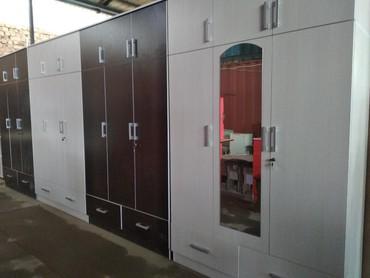 детские-шкафы-икеа в Кыргызстан: Шкафы шкафы шкафы 3х дверные распашные из российских материалов