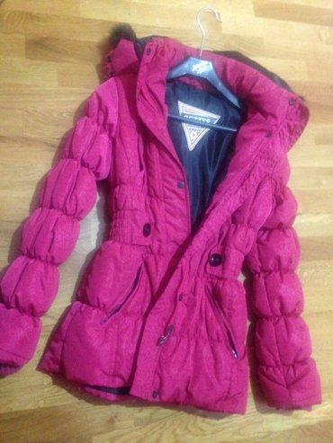 Pink roza jakna dobila sam je na poklon nisam nosila, odgovara s i m - Indija