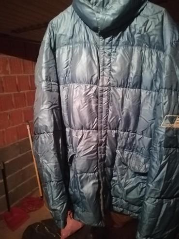Jesenja-jakna-broj - Srbija: MONT (original) jakna, broj XL, nošena više sezona, čičak trake nisu u