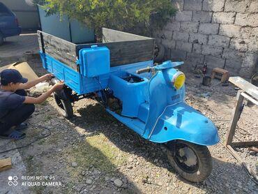 Мотоциклы и мопеды - Беловодское: Мотороллер Тулица цена 40000 торг при осмотре