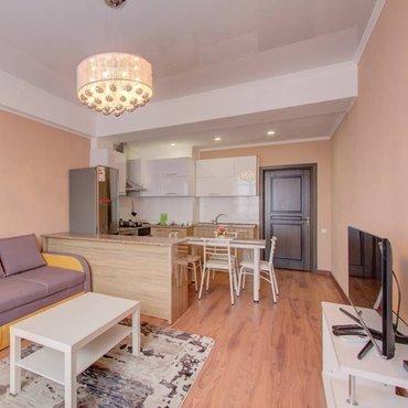 Сдаю 2 ком квартиру в элитном жилом комплексе 35500 + депозит (возвращ в Бишкек