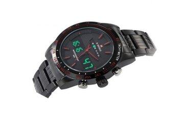 Bakı şəhərində  Black Wristwatches NaviForce